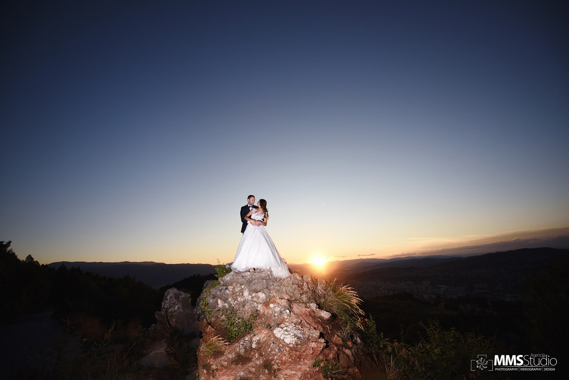 Beautiful Wedding Day A&E
