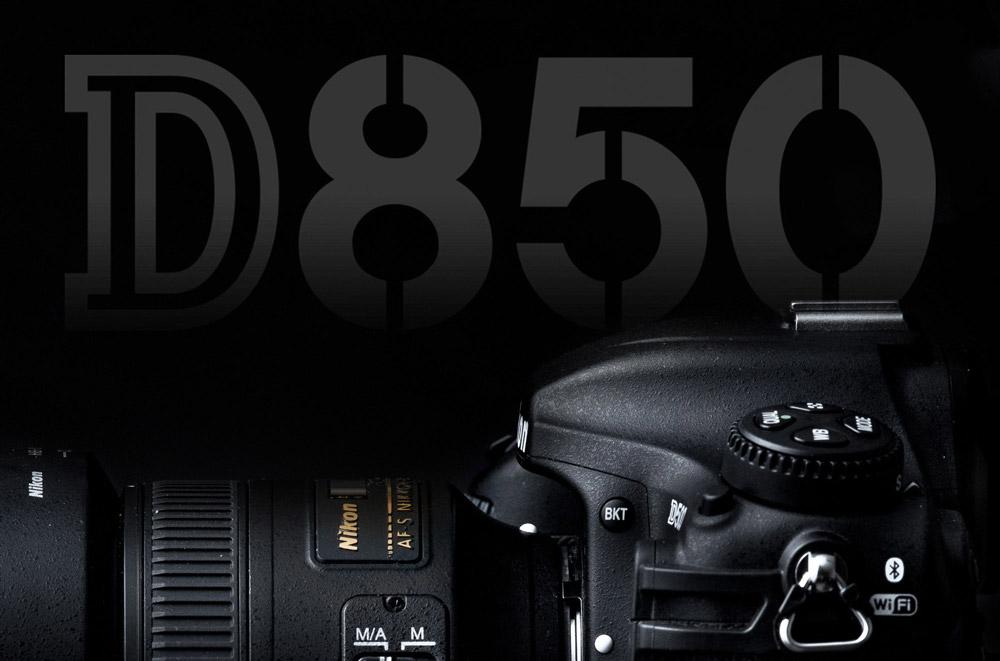 Prezentacija Nikona D850
